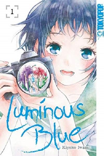 Luminous Blue 1 - Das Cover