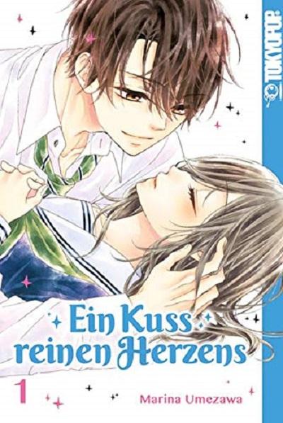 Ein Kuss reinen Herzens 1 - Das Cover