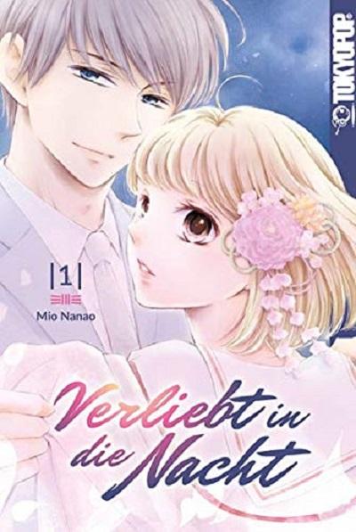 Verliebt in die Nacht 1 - Das Cover