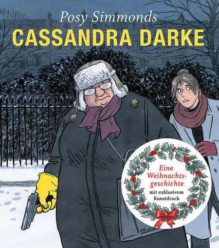 Cassandra Darke - Das Cover