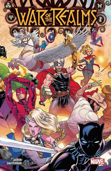 War of the Realms - Das Cover