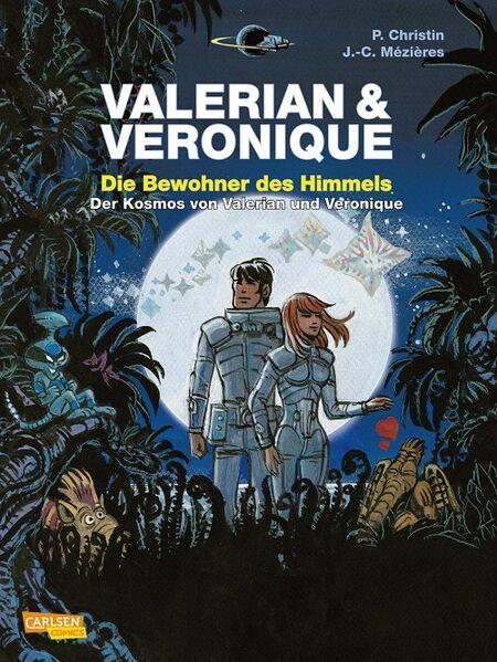 Valerian & Veronique: Die Bewohner des Himmels  - Das Cover