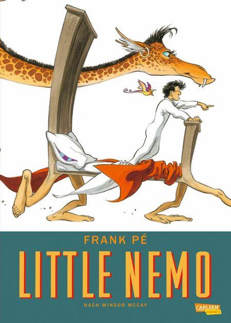 Little Nemo - Das Cover