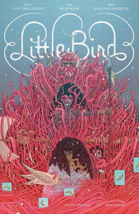 Little Bird 1: Der Kampf um Elder`s Hope - Das Cover