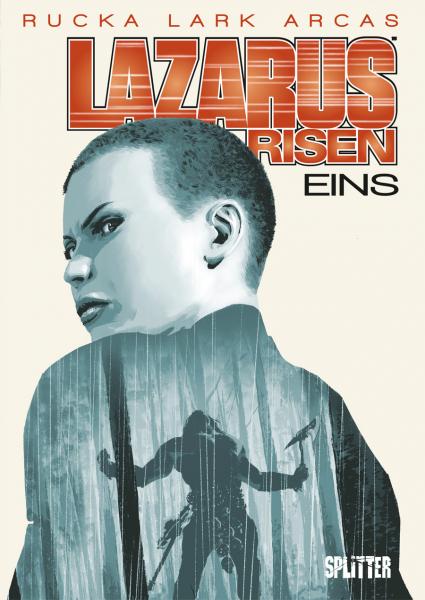 Lazarus Risen 1 - Das Cover