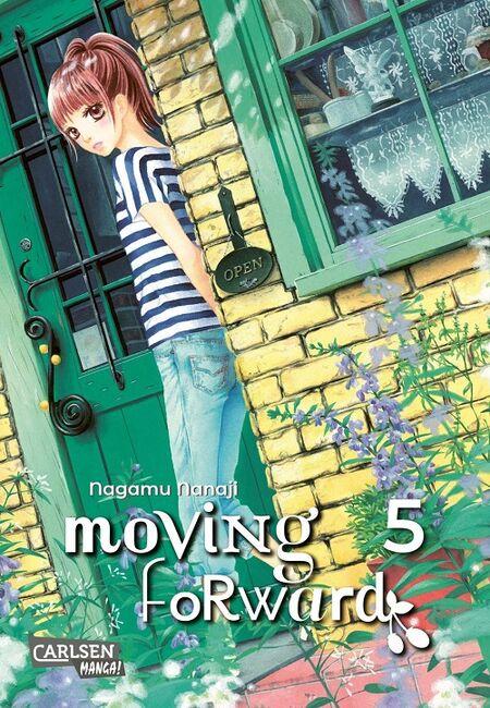 moving forward 5 - Das Cover