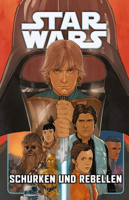 Star Wars Sonderband: Schurken und Rebellen - Das Cover