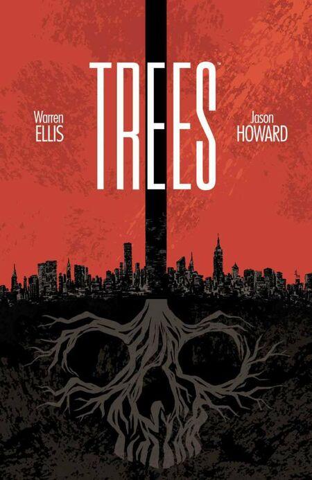 Trees 1: Ein Feind - Das Cover