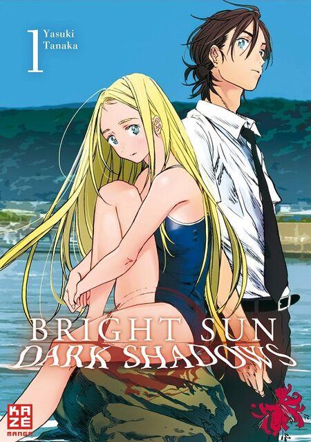 Bright Sun – Dark Shadows 1 - Das Cover
