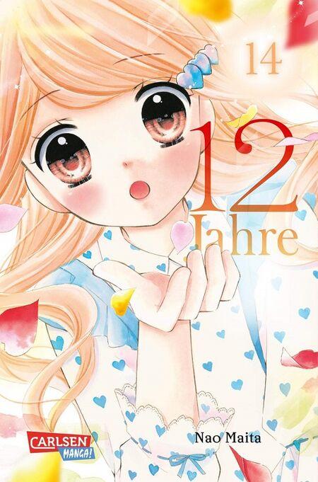 12 Jahre 14 - Das Cover