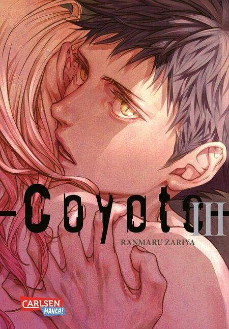 Coyote 3 - Das Cover