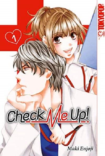 Check me up! 1 - Das Cover
