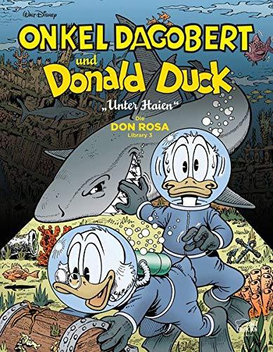 Die Don Rosa Library 3 - Unter Haien - Das Cover