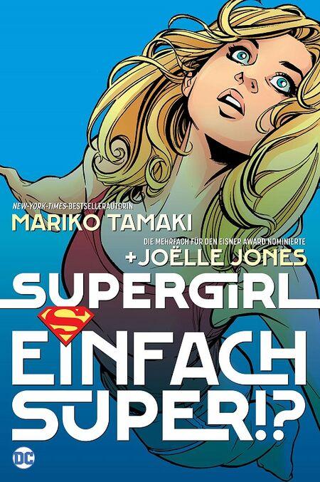 Supergirl – Einfach super!? - Das Cover