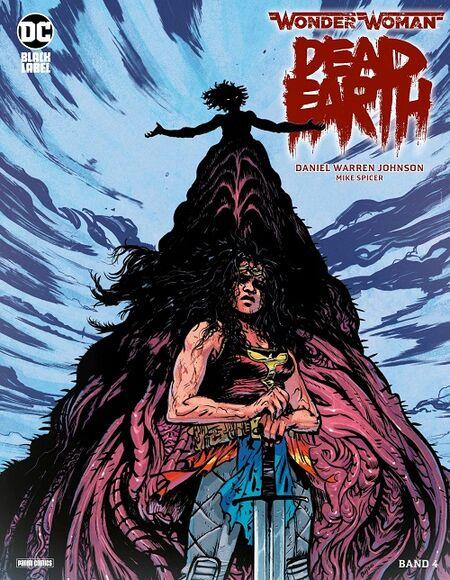 Wonder Woman: Dead Earth 4 - Das Cover