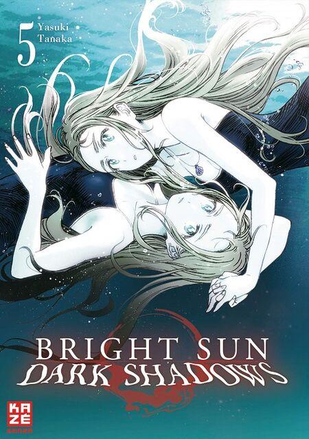 Bright Sun – Dark Shadows 5 - Das Cover