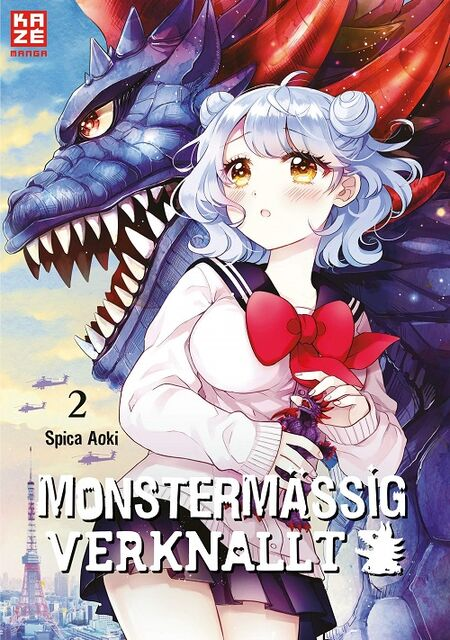 Monstermäßig verknallt 2 - Das Cover