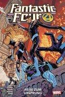 Fantastic Four 5: Reise zum Ursprung - Das Cover