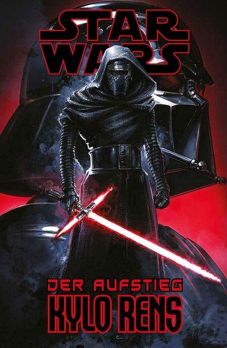 Star Wars: Der Aufstieg Kylo Rens  - Das Cover