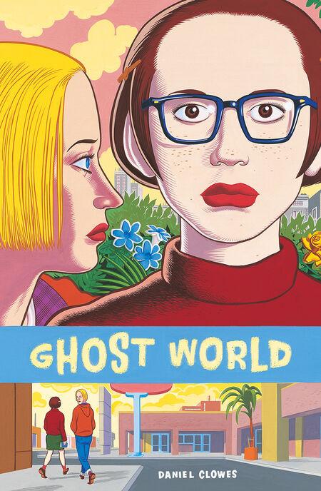 Ghost World - Das Cover