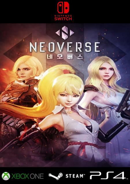 Neoverse - Der Packshot