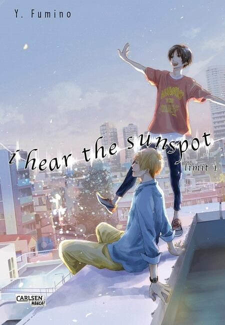 I hear the Sunspot – Limit 1 - Das Cover