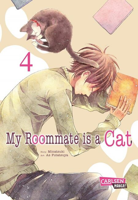 My Roommate is a Cat 4 - Das Cover