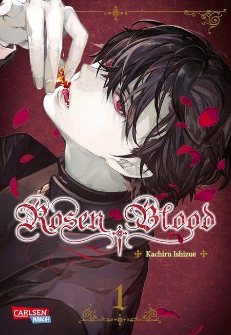 Rosen Blood 1 - Das Cover