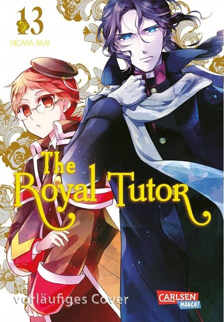 The Royal Tutor 13 - Das Cover