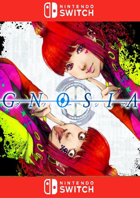 Gnosia - Der Packshot
