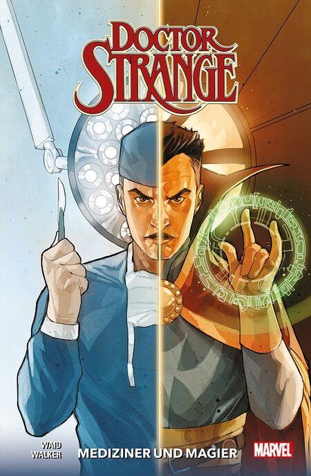 Doctor Strange 5: Mediziner und Magier - Das Cover