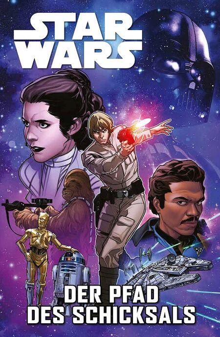 Star Wars Sonderband: Der Pfad des Schicksals - Das Cover