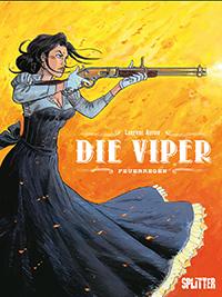 Die Viper 1: Feuerregen - Das Cover