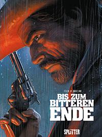 Bis zum bitteren Ende - Das Cover