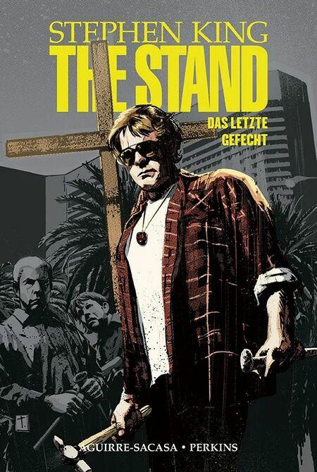 Stephen King - The Stand - Das letzte Gefecht 2 - Das Cover