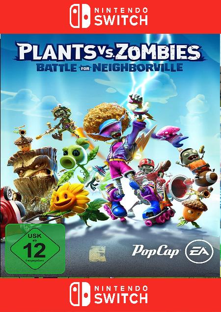 Pflanzen gegen Zombie: Kampf um Neighborville - Complete Edition - Der Packshot