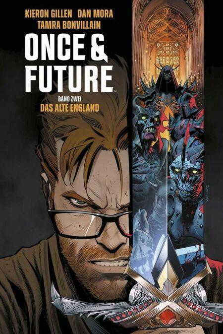 Once and Future 2: Das alte England - Das Cover