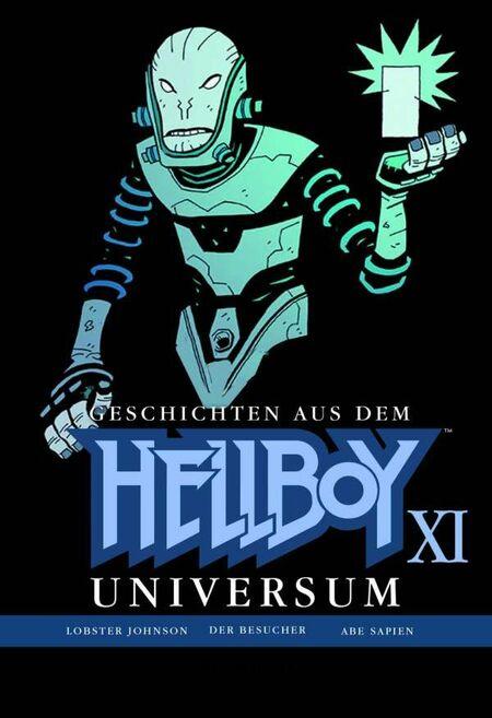 Geschichten aus dem Hellboy Universum 11 - Das Cover