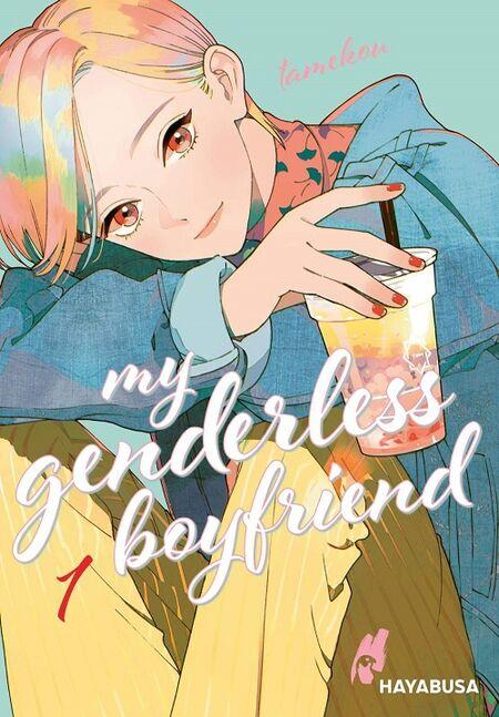 my genderless boyfriend 1 - Das Cover