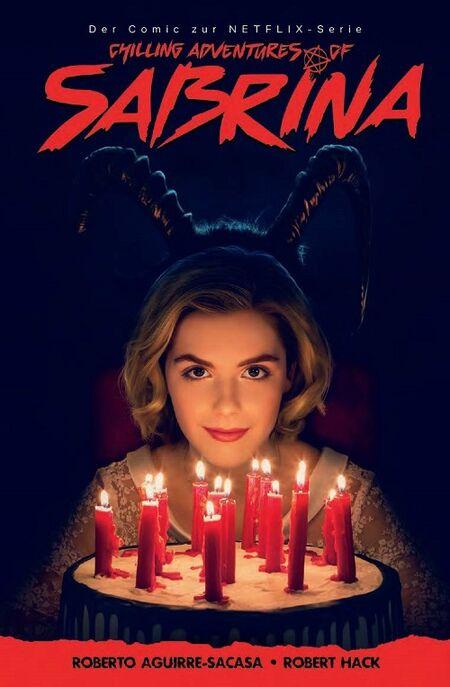 Chilling Adventures of Sabrina 1: Schule, Tod und Teufel  - Das Cover