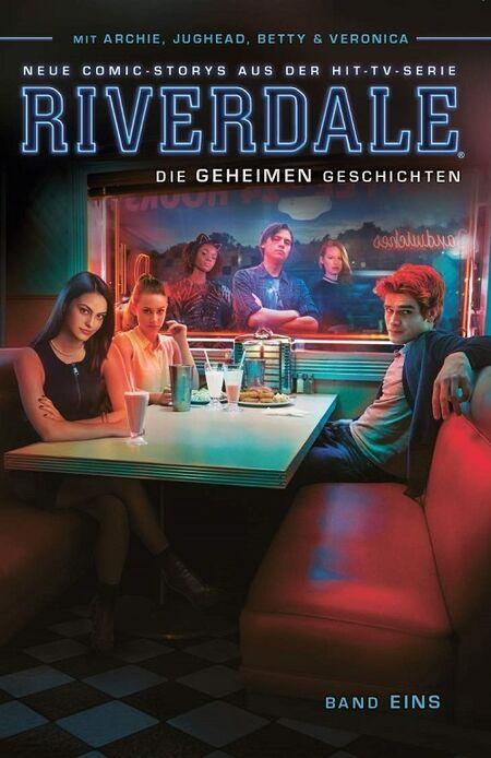 Riverdale 1: Die geheimen Geschichten - Das Cover