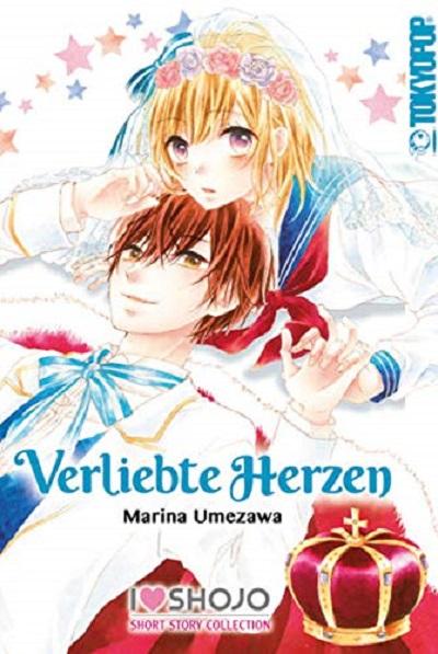 Verliebte Herzen - Das Cover