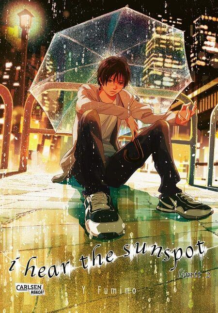 I hear the Sunspot – Limit 2 - Das Cover
