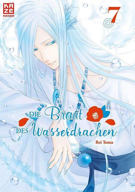 Die Braut des Wasserdrachen 7 - Das Cover