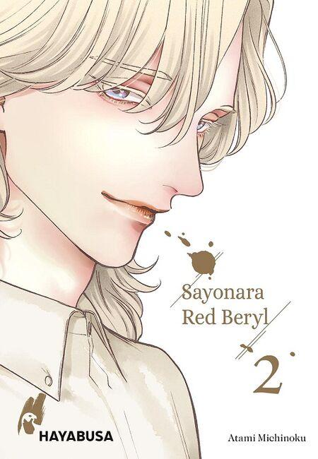 Sayonara Red Beryl 2 - Das Cover