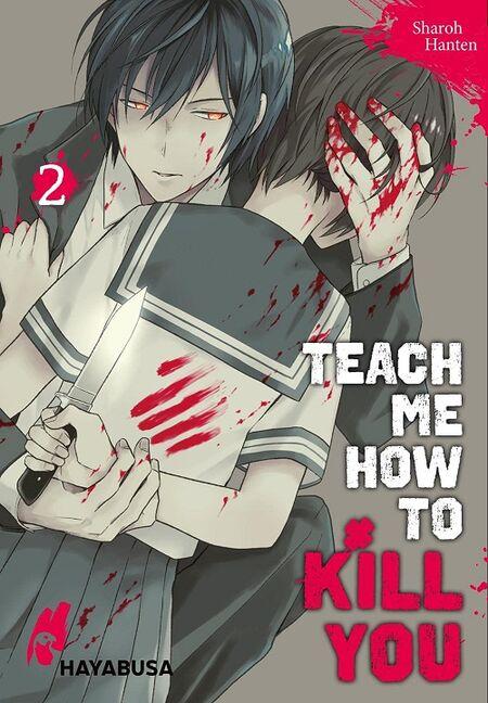 Teach me how to kill you 2 - Das Cover