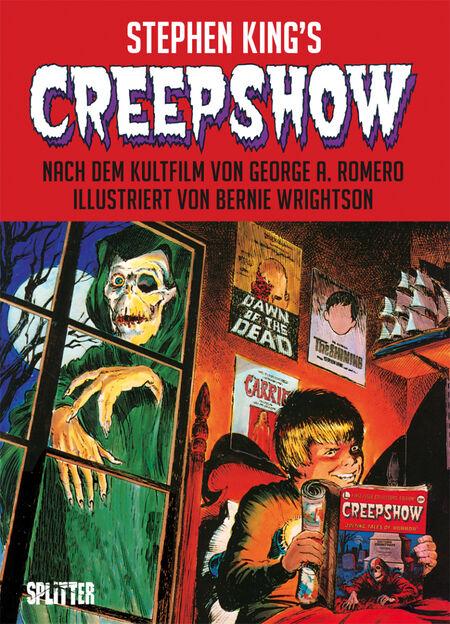 Stephen King´s Creepshow - Das Cover