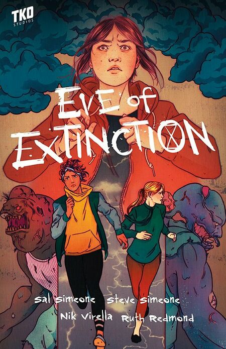 Eve of Extinction: Tödlicher Regen - Das Cover