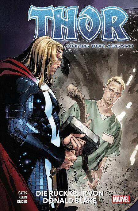 Thor – König von Asgard 2: Die Rückkehr von Donald Blake  - Das Cover