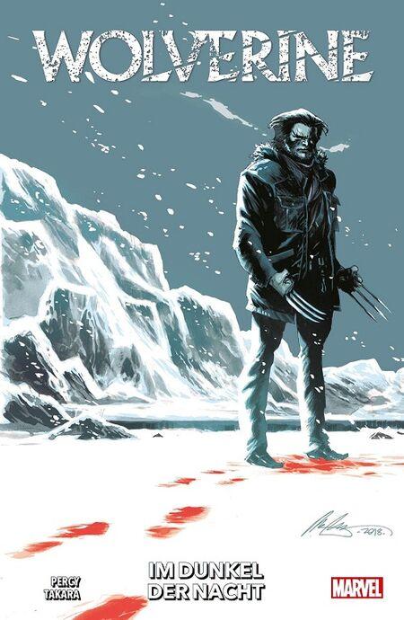 Wolverine: Im Dunkel der Nacht  - Das Cover